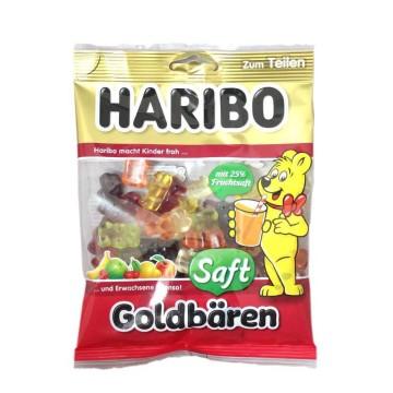 Haribo Goldbären Saft 175Gr/ Gummy Bears