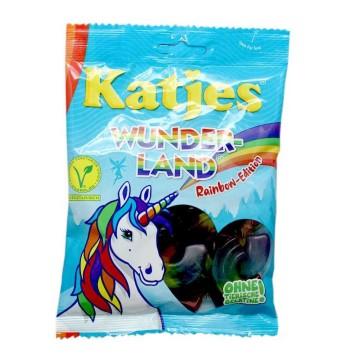 Katjes Wunderland Rainbow 200G/ Vegan Sweets