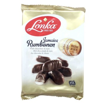 Lonka Jamaica Rumbonen 160g/ Chocolate&Rum
