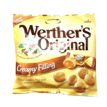 Werther's Original Creamy Filling 135g