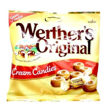 Werther's Original Cream Candies 135g/ Caramelos de Nata