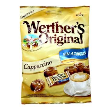 Werther's Original Capuccino Sin Azúcar 90g