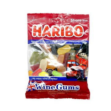 Haribo Winegums 200g/ Golosinas
