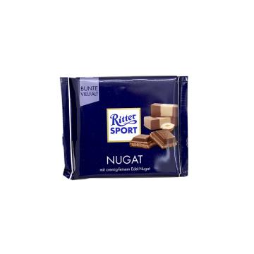 Ritter Sport Nugat / Chocolate con Avellanas 100g