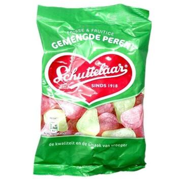 Schuttelaar Gemengde Peren 175g/ Pear Gummies