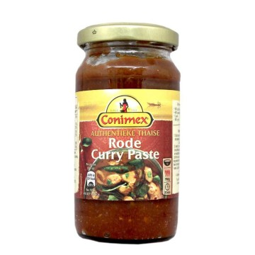 Conimex Thaise Rode Curry Paste 200Gr/ Pasta De Curry