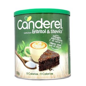 Canderel Eritol & Stevia 500Gr/ Edulcorante