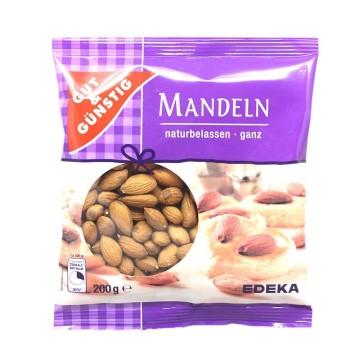Gut&Günstig Mandeln 200g/ Almendras Repostería