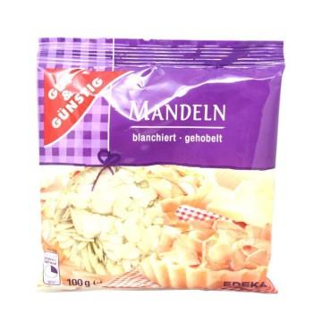 Gut&Günstig Mandeln Gehobelt 200g/ Almendras en Láminas