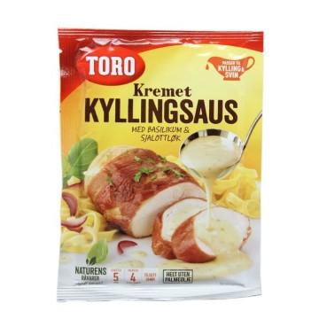 Toro Kremet Kyllingsaus 36g/ Salsa para Pollo