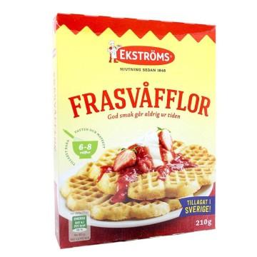 Ekströms Frasvåfflor 210g/ Mezcla para Gofres