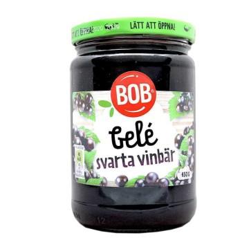 Bob Gelé Svarta Vinbär 450g/ Mermelada Grosellas Negras