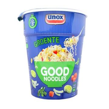 Unox Good Noodles Groente 65g/ Fideos Instantáneos Verduras