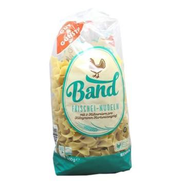 Gut&Günstig Band Frischei-Nudeln 500g/ Pasta Corta