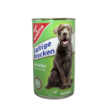 Gut&Günstig Wild in Feiner Soße 1,24Kg/ Comida Perro Carne Caza
