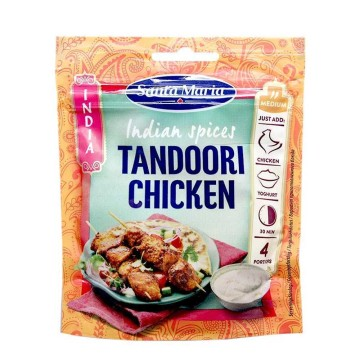 Santa Maria Indian Spices Tandoori Chicken 35g/ Especias para Pollo Tandoori