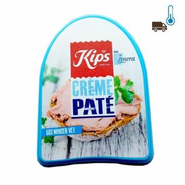 Kips Crème Paté 50% Minder Vet 125g/ Low Fat Patè