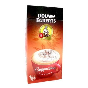 Douwe Egberts Capuccino x10/ Instant Coffee