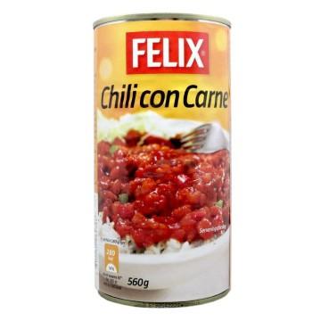Felix Chili con Carne 560g/ Plato Preparado