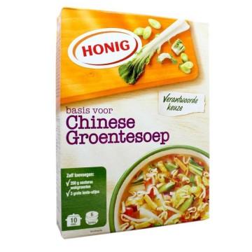 Honig Basis voor Chinese Groentesoep / Base para Sopa China 70g