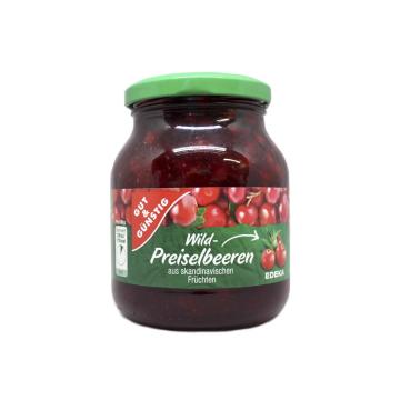 Gut&Günstig Wild-Preiselbeeren 400g/ Arándanos Rojos Silvestres