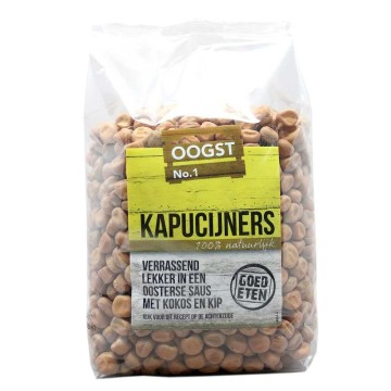 Oogst No.1 Kapucijners 500g/ Legumbres
