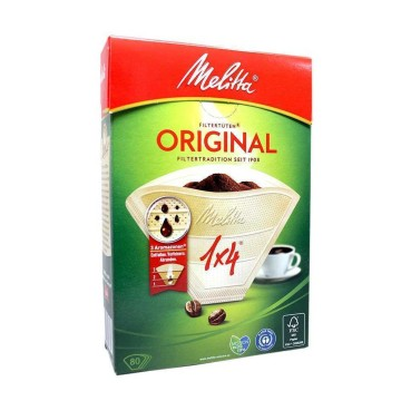 Melitta Filtertüten Original x80/ Coffee Filters