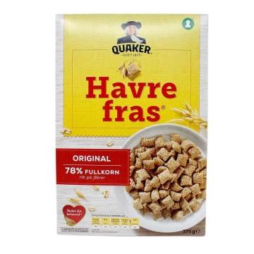 Quaker Havre Fras Original 375g/ Oat Cereal