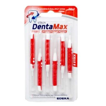 Elkos DentaMax Feine Interdentalbürsten x6/ Interdental Brushes