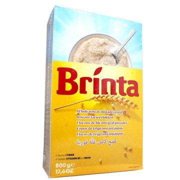 Brinta Volkoren Graanontbijt 500g/ Wheat Porridge