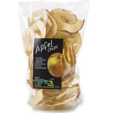 Obst Apfelchips 70g/ Dried Apple Chips