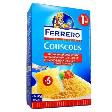 Ferrero Couscous 1 minuto 5x100g