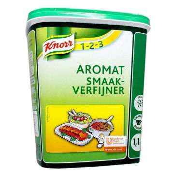 Knorr Aromat Smaakverfiner 1,1Kg/ Condimento