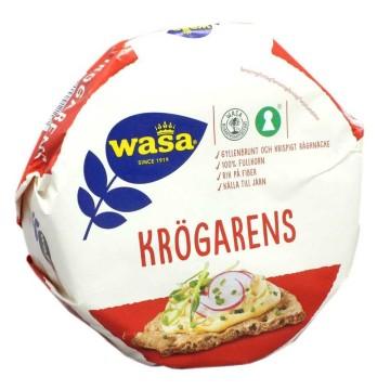 Wasa Krögarens 330g/ Pan Crujiente Redondo