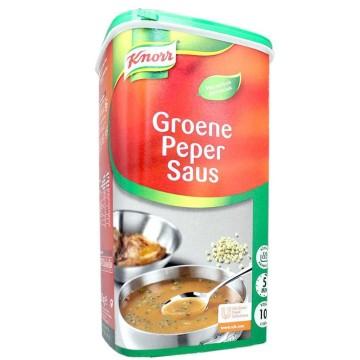 Knorr Groene Peper Saus 1,2Kg/ Salsa Pimienta Verde