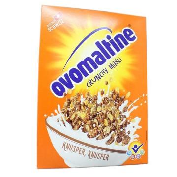 Ovomaltine Crunchy müsly 500g/ Ovomaltine muesli 500g