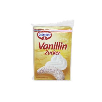 Dr.Oetker Vanillin Zucker x5/ Azúcar de Vainilla