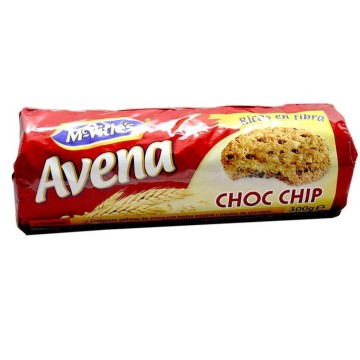 McVitie's Avena Choc Chip 300g/ Oat Chocolate Chip Cookies