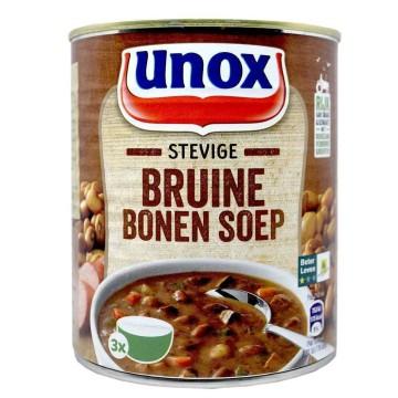 Unox Stevige Bruine Bonen Soep 800g/ Brown Beans Stew