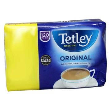Tetley Tea Original x120 250g