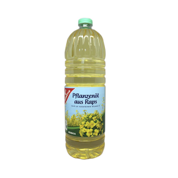 Gut&Günstig Pflanzenöl aus Raps 1L/ Aceite de colza