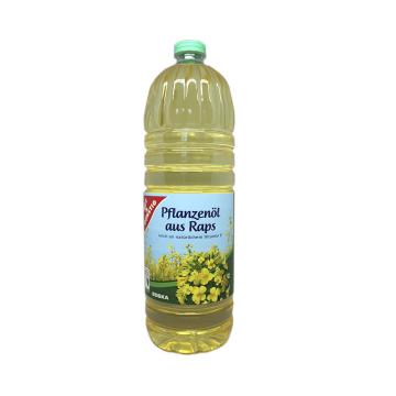 Gut&Günstig Pflanzenöl aus Raps / Aceite de colza 1L