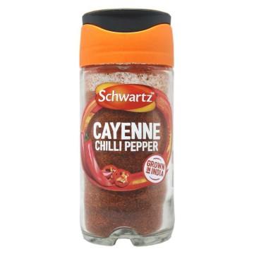 Schwartz Cayenne Chilli Pepper 26g/ Cayena con Chili Molido