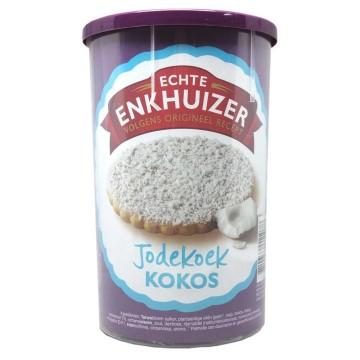 Enkhuizer Jodekoek Kokos 318g/ Galletas de Coco