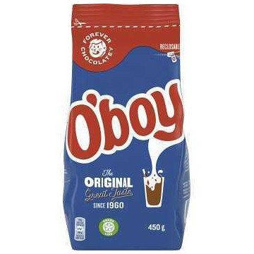O'Boy Cacao Original 450g/ Cocoa Powder