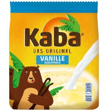 Kaba Vanille Geschmack / Vainilla Soluble para Leche 400g