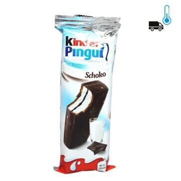 Ferrero Kinder Pingui 4ER/Barritas Chocolate Con Leche