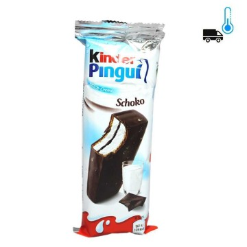 Ferrero Kinder Pingui 4ER/Milk Chocolate Bars