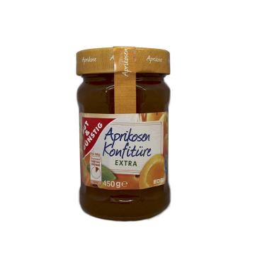 Gut&Günstig Aprikosen Konfitüre 450g/ Apricot Jam