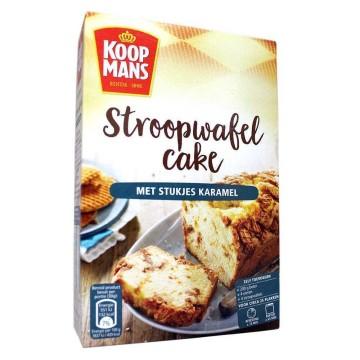 Koopmans Mix Voor Stroopwafel Cake 400g/ Harina Tarta